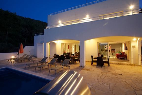 Ibiza Accommodation Can Palmeras Villa