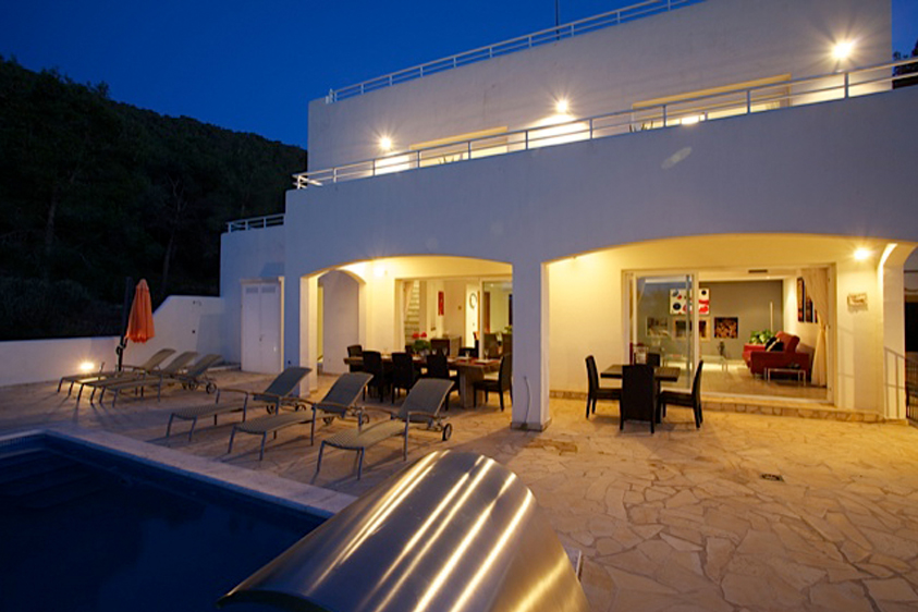 Ibiza Accommodation Can Palmeras Villa