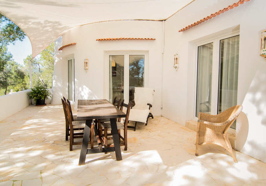 Villa and apartment holiday rentals