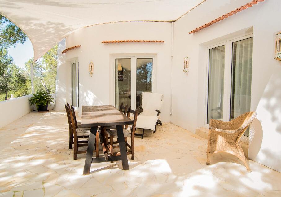 Villa and apartment holiday rentals