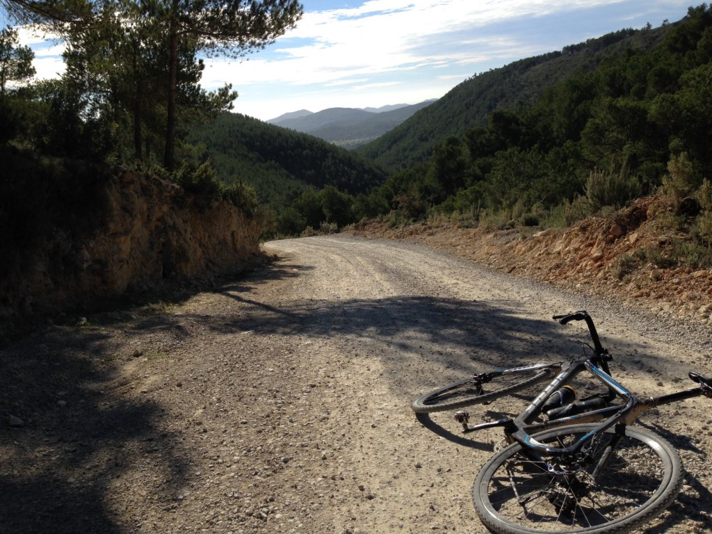 Its been a winter perfect for the gravel bike, riding into the hills and beyond